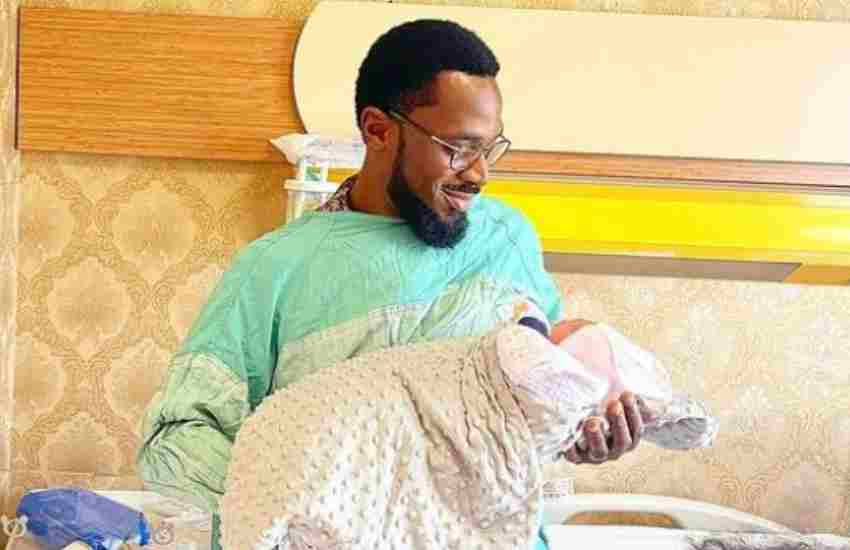 D'banj's message on welcoming daughter with wife Didi Kilgrow