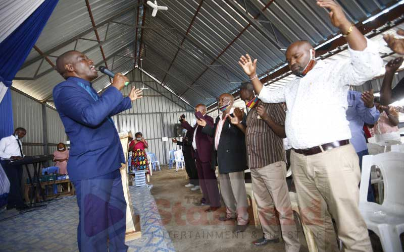 Desperate times as bar owners cry out to God and President Uhuru