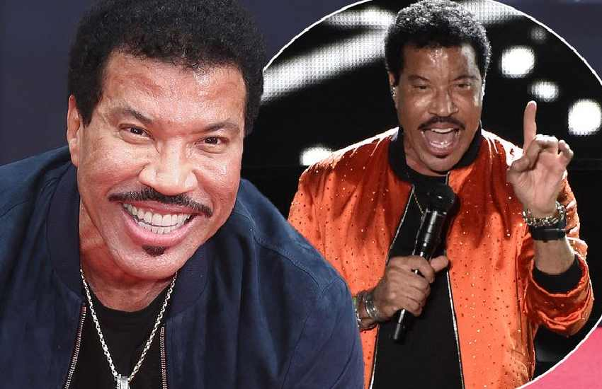 Disney making Lionel Richie musical as singer teases 'big things in the works'