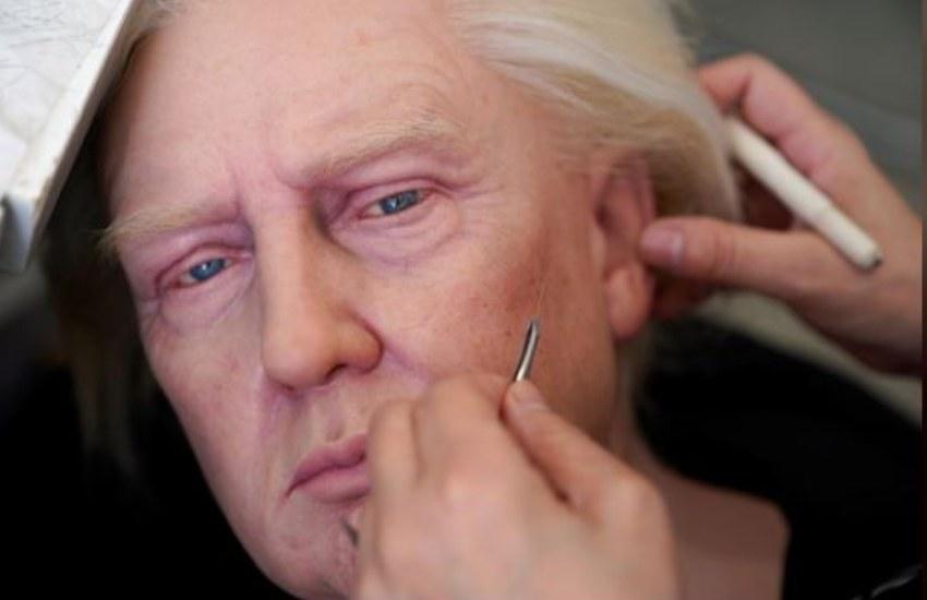 Donald Trump wax statue maker laments virus impact