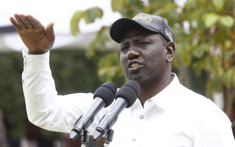 DP Ruto to pay for couple's honeymoon after Kenol chaos disrupted wedding