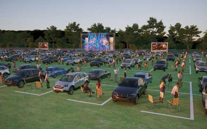 Drive-in shows make a comeback amidst the COVID-19 pandemic