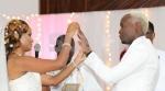 Gospel Singer Daddy Owen's wedding