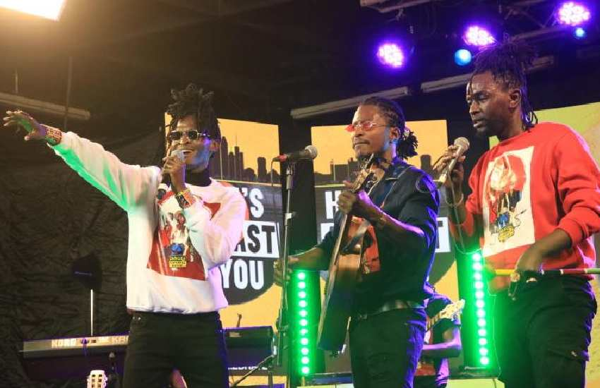 Electrifying performances: 47m Reasons concert captures the airwaves