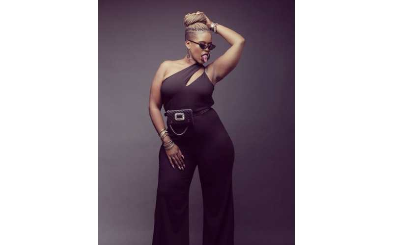 I want to be engaged by end of 2020- Kamene Goro speaks on relationship plans