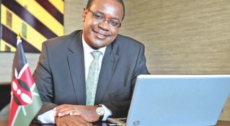 Evans Kidero: The return of Peter Kenneth will dilute Jubilee's votes
