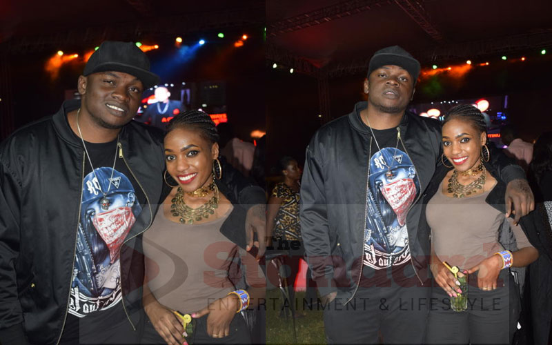 Exclusive: Cashy accuses Khaligraph of neglecting their sick son