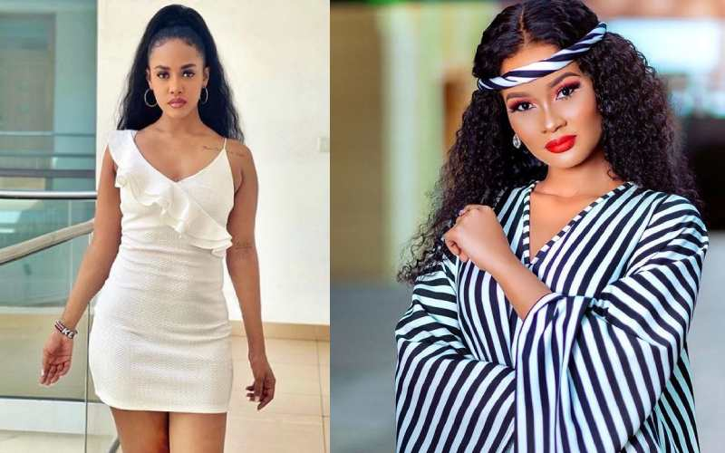 Exes working together: Hamisa Mobetto styles Tanasha Donna in her latest hit featuring Masauti