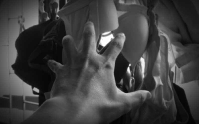 Fetishes: Shy, lonely men seeking pleasure in women undies
