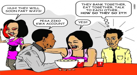 Financial dishonesty: Why couples should have joint bank accounts