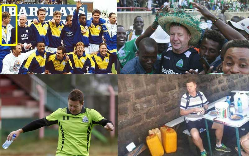 Former Gor coach Dylan Kerr on witchcraft, not getting paid in Africa