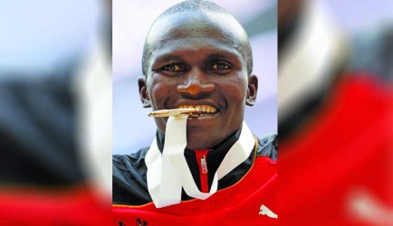 Former marathon hero to be 'deported' to Kenya for failure to win a medal in Rio