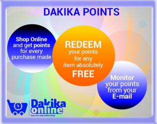 Sponsored: Get paid to shop with Dakika Online