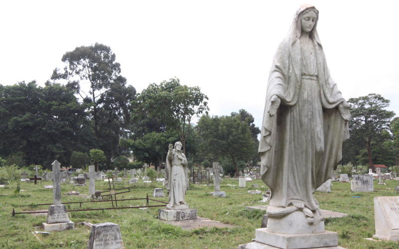 Grave matters: Nairobi almost has no burial plots left