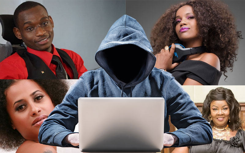 Hacking galore: 10 Kenyan celebrities who've been targeted by hackers