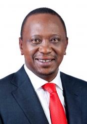 Happy 54th Birthday President Uhuru Kenyatta