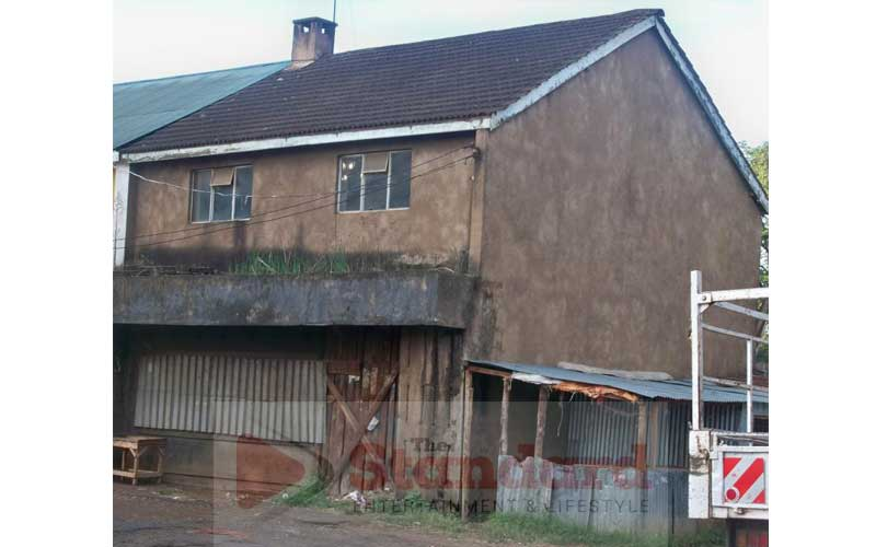 Abandoned Jericho building has scared tenants away for over 20 years