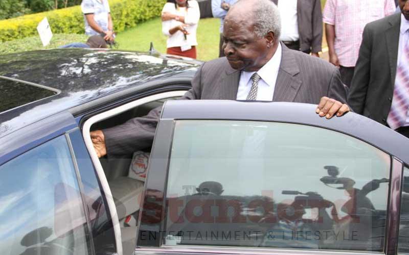 Helipad, Jacuzzi: Mwai Kibaki's Sh400 million palatial house sitting on 100 acres
