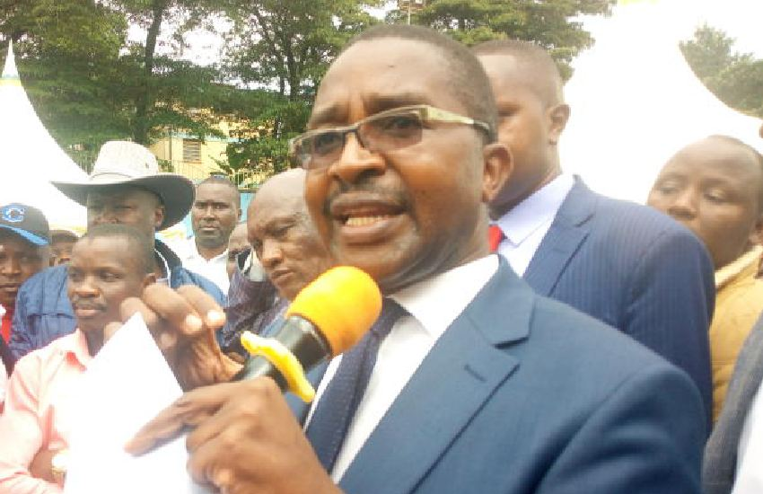 Husbands and wives can now shave each other in peace - Governor