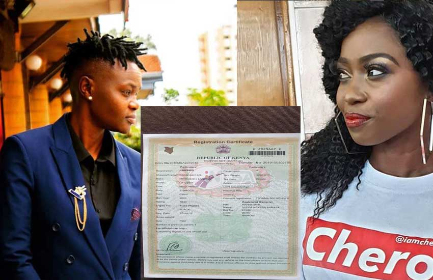 I have evidence! Rawbeena responds to Chero's demand letter