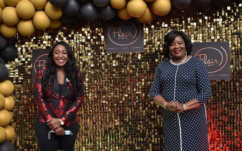 Ida Odinga's rallying call to women at Flair by Betty relaunch