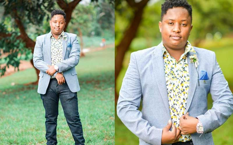 I'm on a mission to promote upcoming artists- Young CEO Brian Nduta