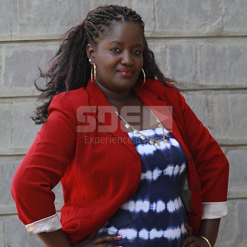 Audrey Oyier-Mbuthia