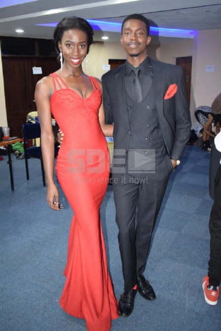 Mr and Miss USIU