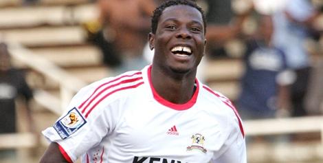 International footballer Allan Wanga loses his mother