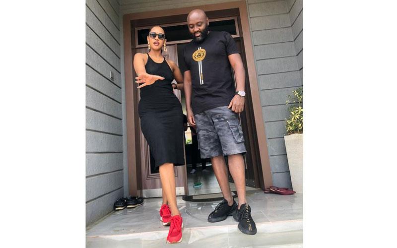 Is Tanasha Donna dating Kenyan real estate tycoon after Diamond split?