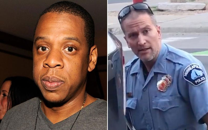 Jay Z piles pressure on US politicians to prosecute George Floyd's killer