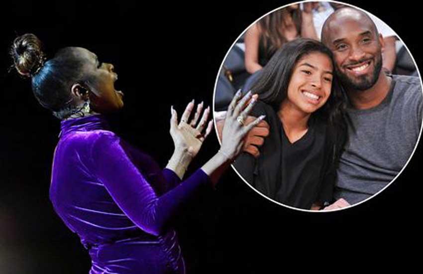 Jennifer Hudson's emotional Kobe Bryant tribute 'touches hearts' at All-Star game