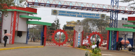 JKUAT students raise funds for adult diapers for KNH patients