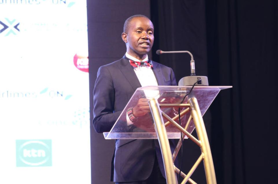 Joe Mucheru challenges film industry to embrace innovation
