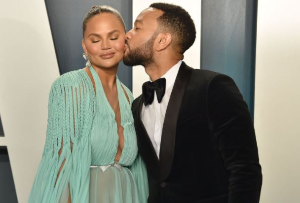 John legend's wife hospitalised with heavy bleeding after being warned her pregnancy is high-risk
