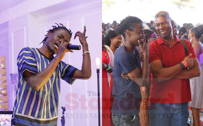 Juliani speaks on Dandora upbringing, Collymore friendship, music and giving back