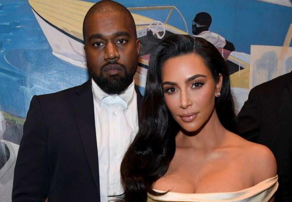 Kanye West continues Twitter storm amid claims Kim Kardashian 'feels powerless'