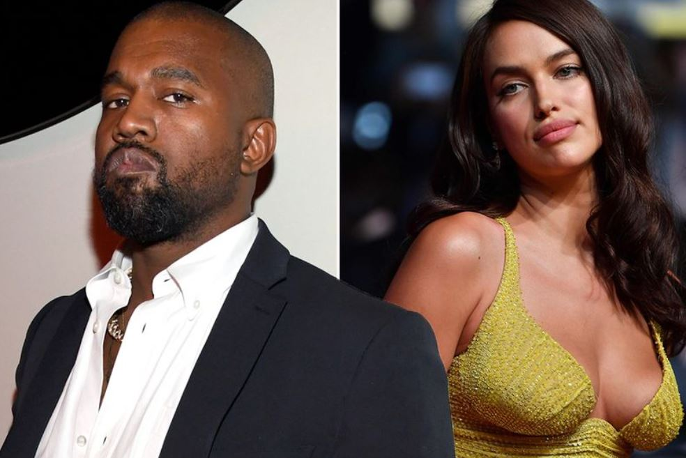 Kanye West is 'taking things slow' as he continues to grow close to Irina Shayk