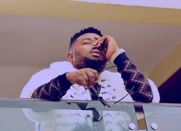 Kelechi's YouTube account hacked, all his music deleted