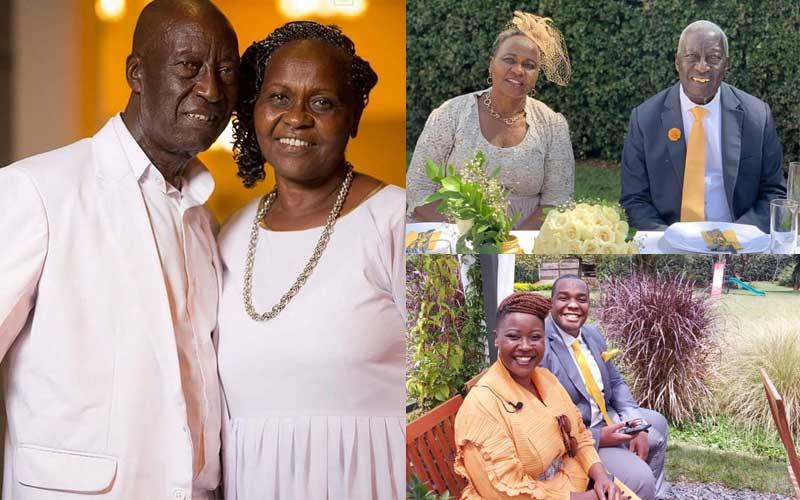 Kenyans react as Kalekye Mumo's parents mark 50 years of marriage