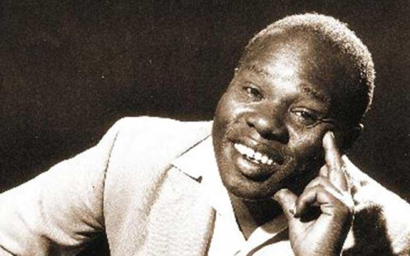 Kipanga Athumani, the father of Kenyan comedy with street named after him