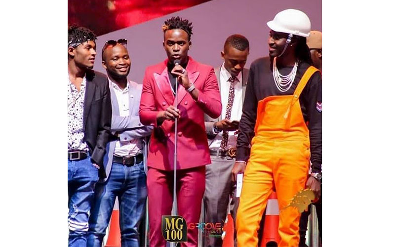 at Groove Awards 2018. Photo Courtesy