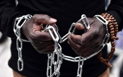 Libya slave trade: They are auctioning Africans, in 2017!