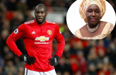 Man U fans don't worry: Nigerian Minister of happiness working on Lukaku's remedy