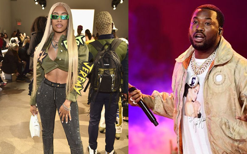 Meek Mill splits from girlfriend a week after Kanye said he 'cheated with Kim'