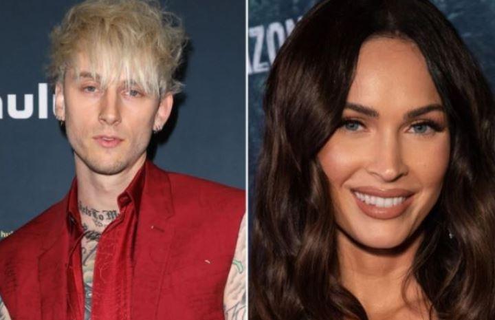 Megan Fox and Machine Gun Kelly make sensational red carpet debut at 2020 AMAs