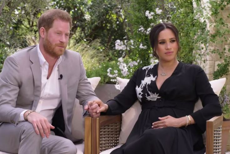 Meghan Markle and Prince Harry speak out in first look at 'shocking' tell-all Oprah interview