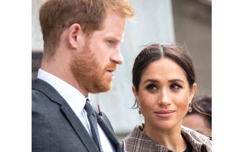 Meghan Markle has guided Harry on 'public journey to wokeness', says new book author