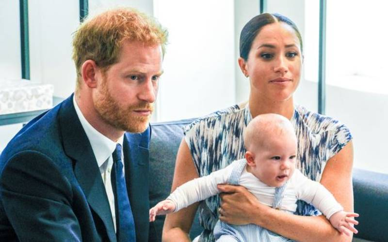 "Meghan Markle says there were ""concerns"" over colour of Archie's skin in royal family"