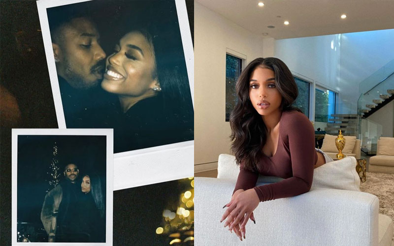 Michael B. Jordan confirms relationship with Steve Harvey's daughter Lori